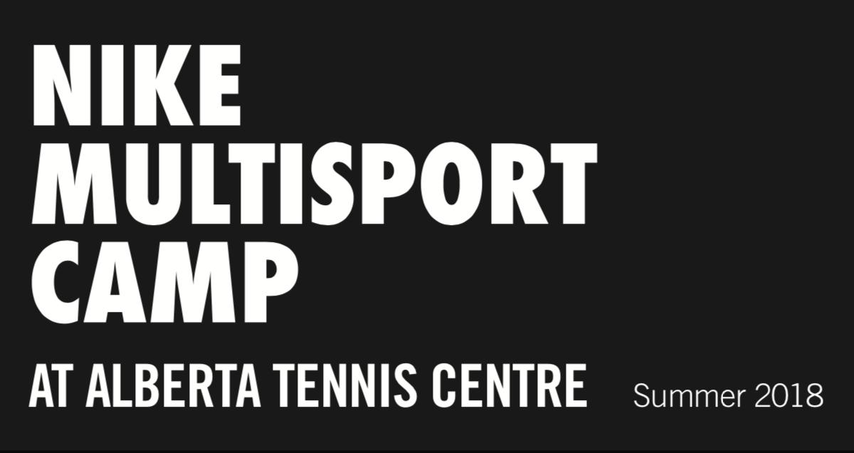 Multi-Sport Camps at the Alberta Tennis Centre