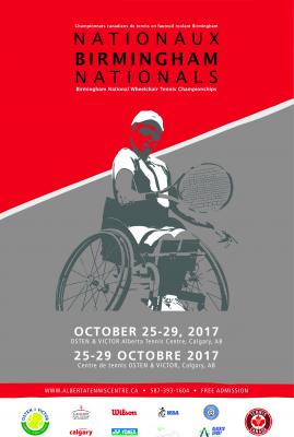 Birmingham National Wheelchair Tennis Championships