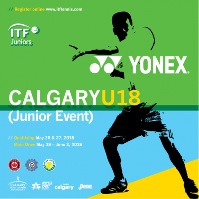 ATC Hosts 2018 YONEX Calgary U18 Junior ITF Event