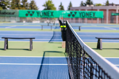Resumption of outdoor tennis programming and doubles play