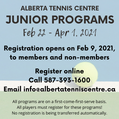 Further easing of restrictions: Junior Group Programs