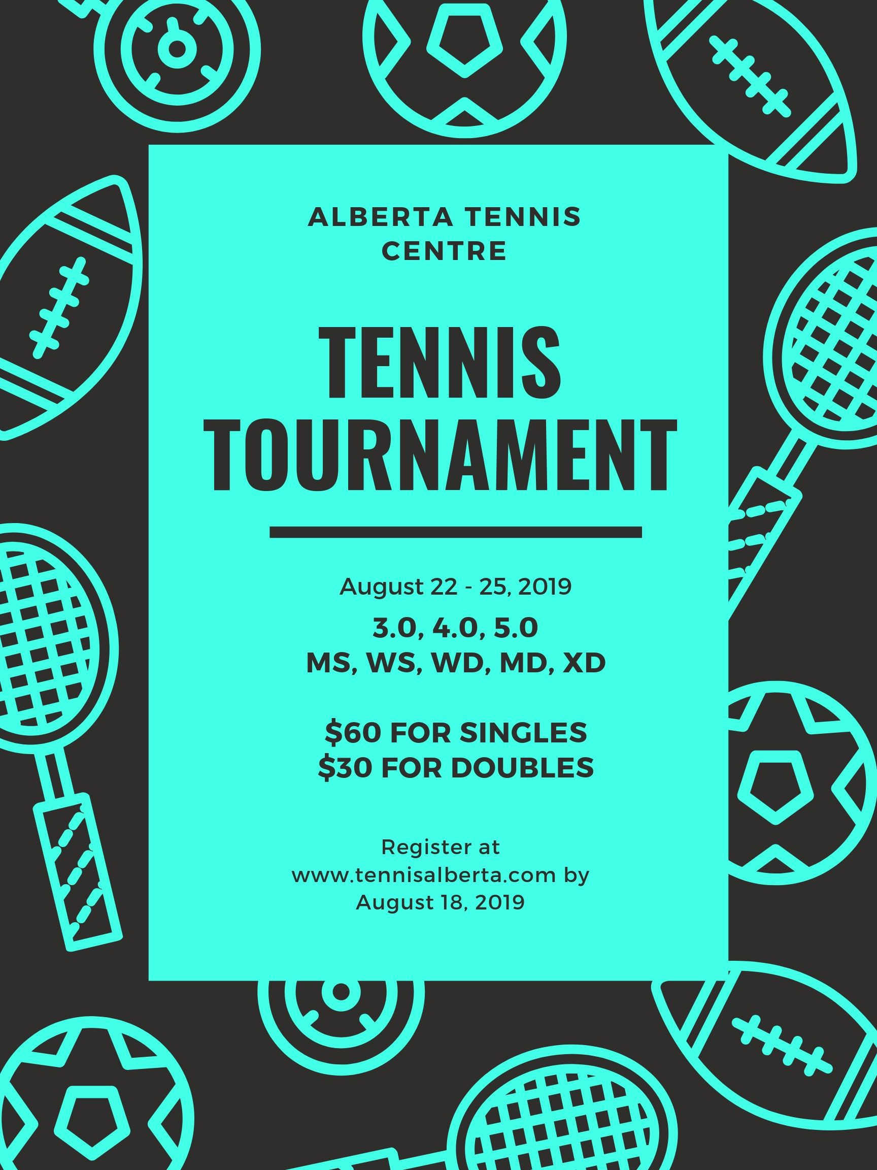 new tournament at atc!