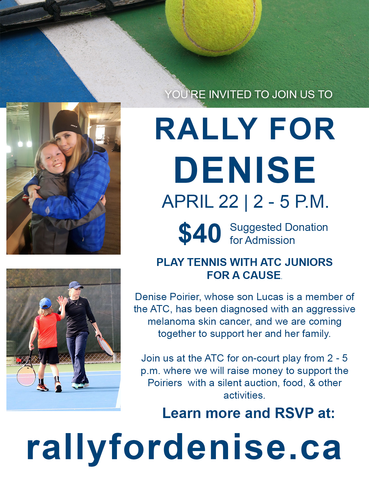 rally for denise