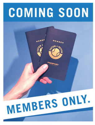 Membership Passports are almost here!