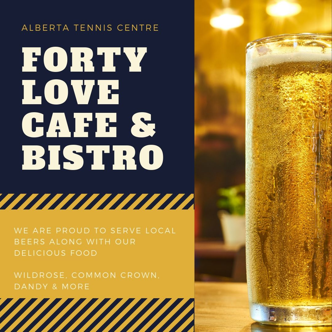 new menu at forty love cafe & bistro