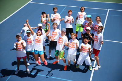 2019 Summer NIKE Tennis Camps