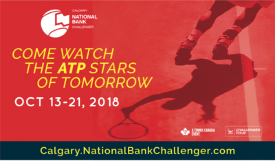 Calgary National Bank Challenger Tickets